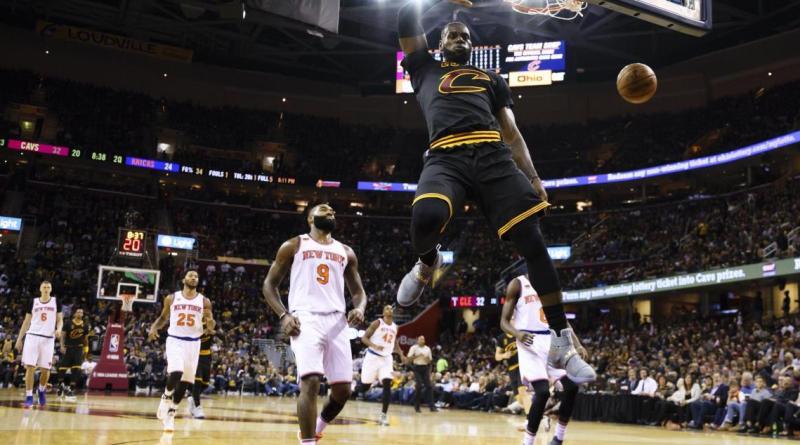 Opening Night 2016 : le triple-double de Lebron James en ouverture de la saison face aux Knicks