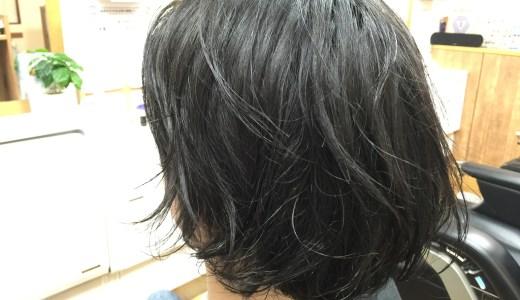 めざせひとつ縛りヘア
