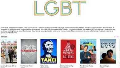 Photo of נוספה כרטיסיית LGBT (להט״ב) בחנות האפליקציות של אפל