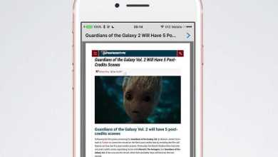 Photo of מדריך: כיצד להפוך דף אינטרנט לקובץ PDF באייפון