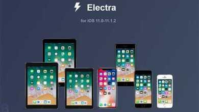 Photo of Coolstar שיחרר את פריצת Electra לבעלי iOS 11.0-11.1.2 כולל סידיה