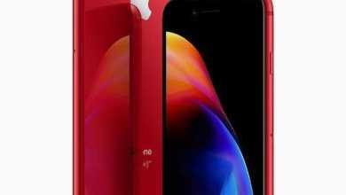 Photo of סרטון המציג את האייפון 8 בצבע אדום שהושק שלשום