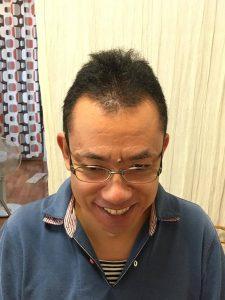【1週目】2016年9月28日 【頭皮&美スタイリング講座】受講日