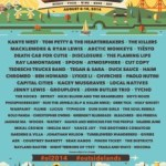 """B-Sides """"Must-See"""" picks from the Bottlerock lineup 2013."""