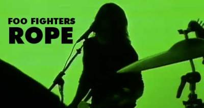 Foo Fighters Rope