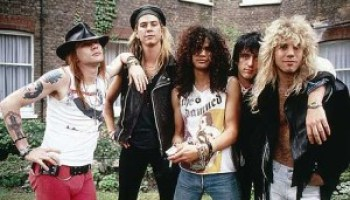Appetite The Axl Rose Story Part One Of Many