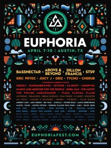 Euphoria+Music+Festival,+Phase+2,+Final+Lineup