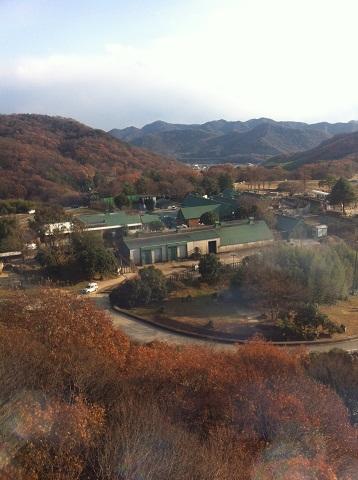 姫センのロープウェーから観た景色 (2)