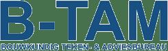 B-TAM | Bouwkundig teken- & adviesbureau logo