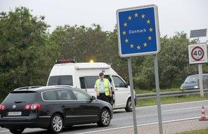 Rumænsk trio anholdt ved grænsen - 1