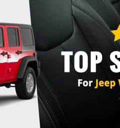 jeep wrangler seat cover options [ 2280 x 680 Pixel ]