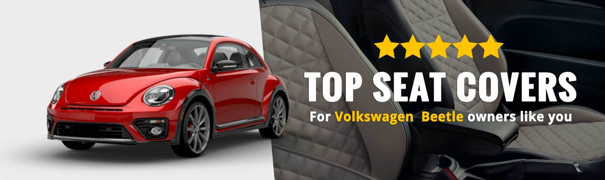 hight resolution of volkswagen beetle seat covers