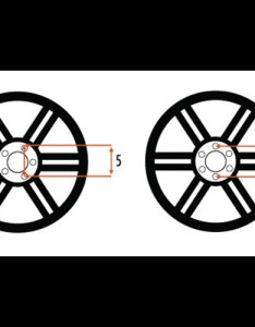Measuring  bolt pattern is very difficult and not recommended to confirm wheel fitment without using gauge also guide rh autoanything