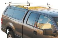 Truck Roof & Rhino Rack 2500 Series Aero Roof Racks Pickup