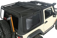 Rugged Ridge Exo-Top Cargo Rack System - FREE SHIPPING!
