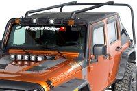 Rugged Ridge Sherpa Roof Rack - FREE SHIPPING!