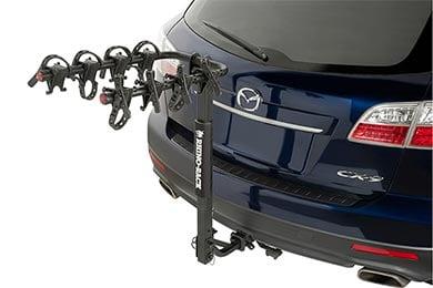 car mounted bike rack