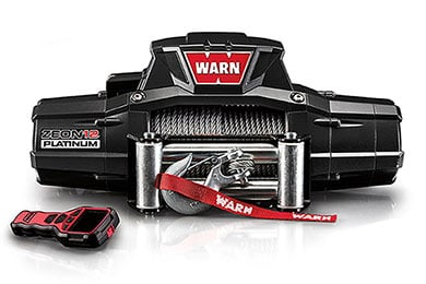 Warn Winches Schematic Warn Zeon 12 Platinum Winch Free Shipping