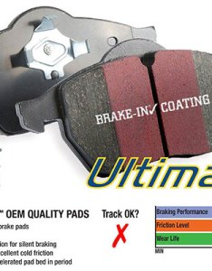 Ebc brake kits ultimax pads diagram also choose your rotor  pad combo free shipping rh autoanything