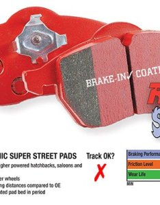 Ebc red stuff brake pads diagram also low dust great performance free shipping rh autoanything