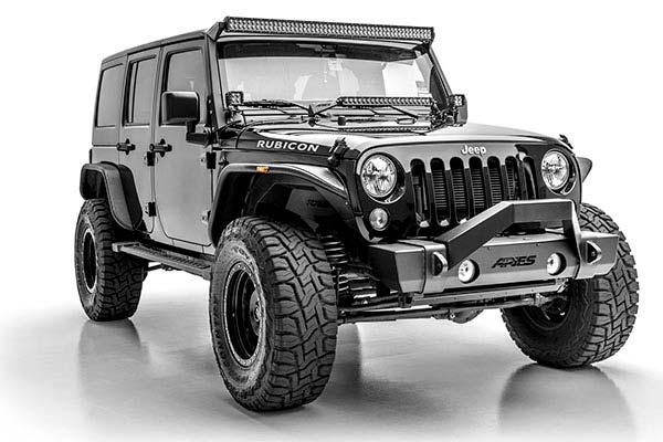 Wiring 50 Light Bar On Jeep