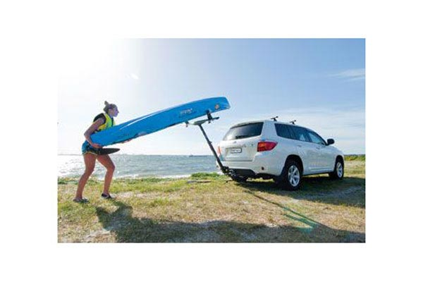RhinoRack TLoader Hitch Mount Kayak Canoe Carrier