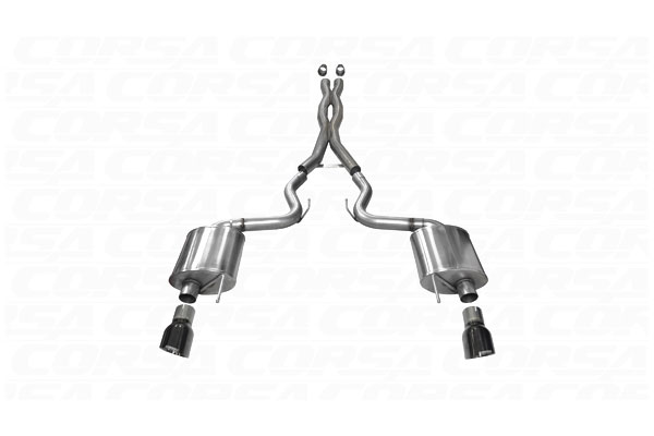 2015, 2016, 2017 Ford Mustang Performance Exhaust Systems
