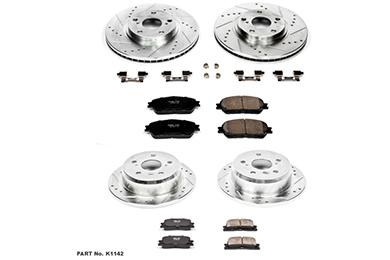 2004, 2005, 2006 Lexus ES 330 Performance Brake Kits