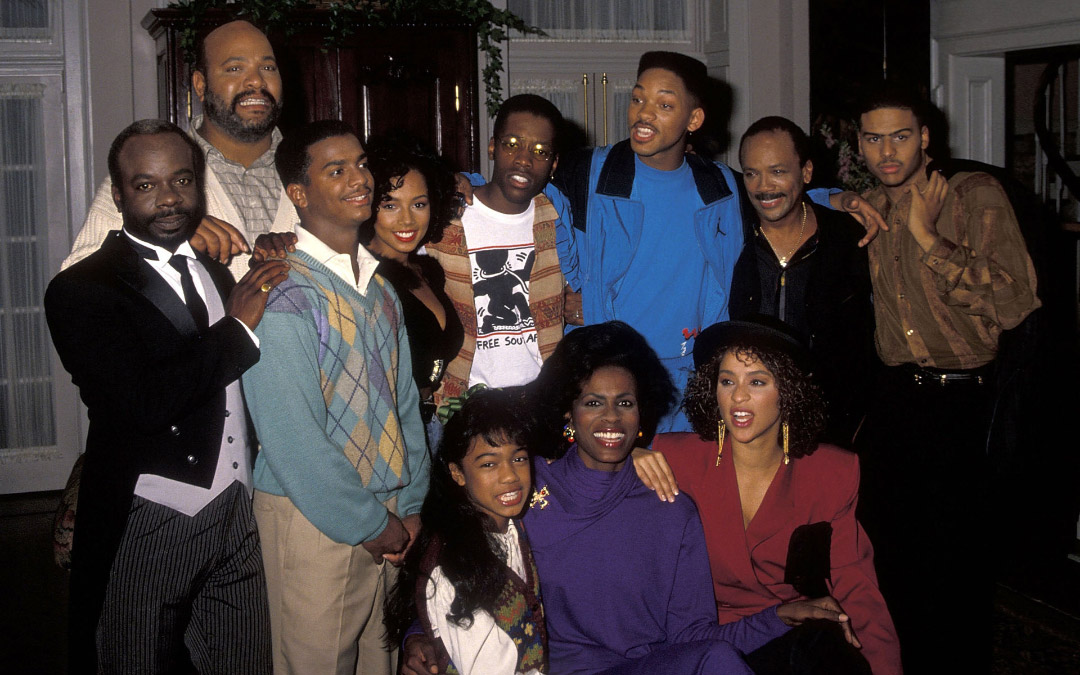 The Fresh Prince Of Bel Air 1990 — Art Of The Title