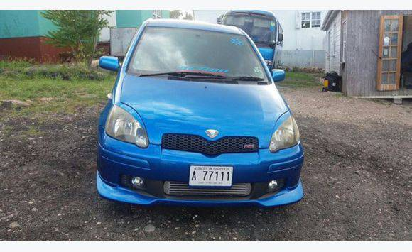 toyota yaris trd turbo new agya 1.0 g a/t 2004 tuned vitz rs cars antigua and barbuda cyphoma