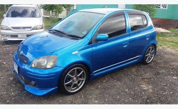 toyota yaris trd turbo pengalaman grand new veloz 2004 tuned vitz rs cars antigua and barbuda cyphoma