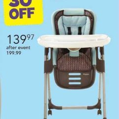 High Chairs Canada Outdoor Chair Cushions Toys R Us Maxi Cosi Piazzo Reef Collection 139 97 30 Off