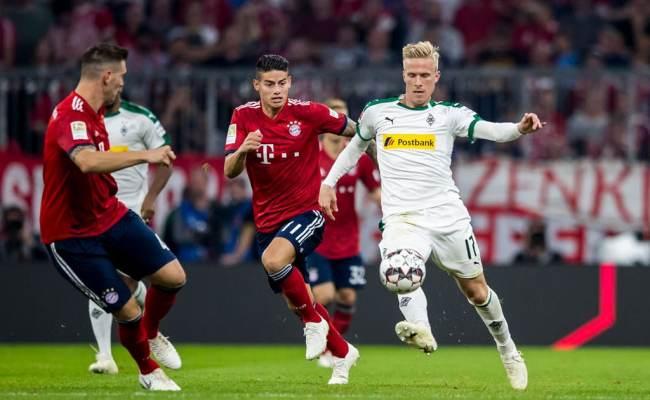 Flipboard Bayern Munich Vs Monchengladbach 2018 19