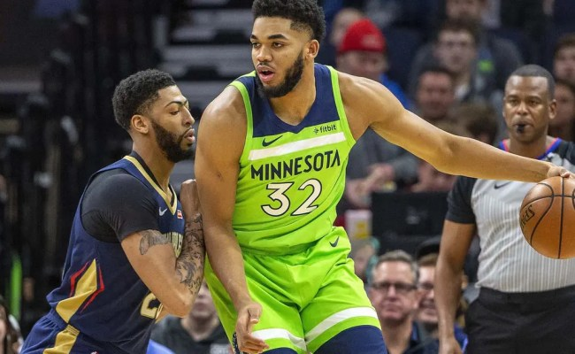 Statuesday Karl Anthony Towns Pushes For All Star Bid