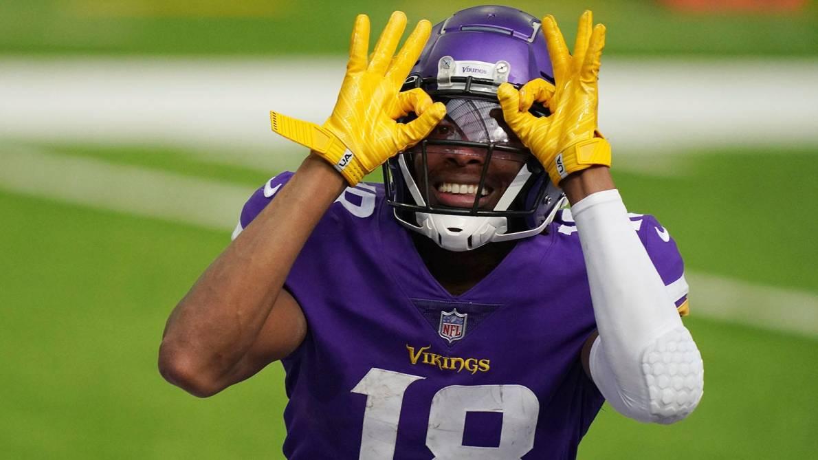 Vikings Season Snap Counts: Jefferson emerges into star | FOX Sports