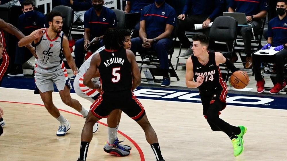 Miami Heat 128, Washington Wizards 124