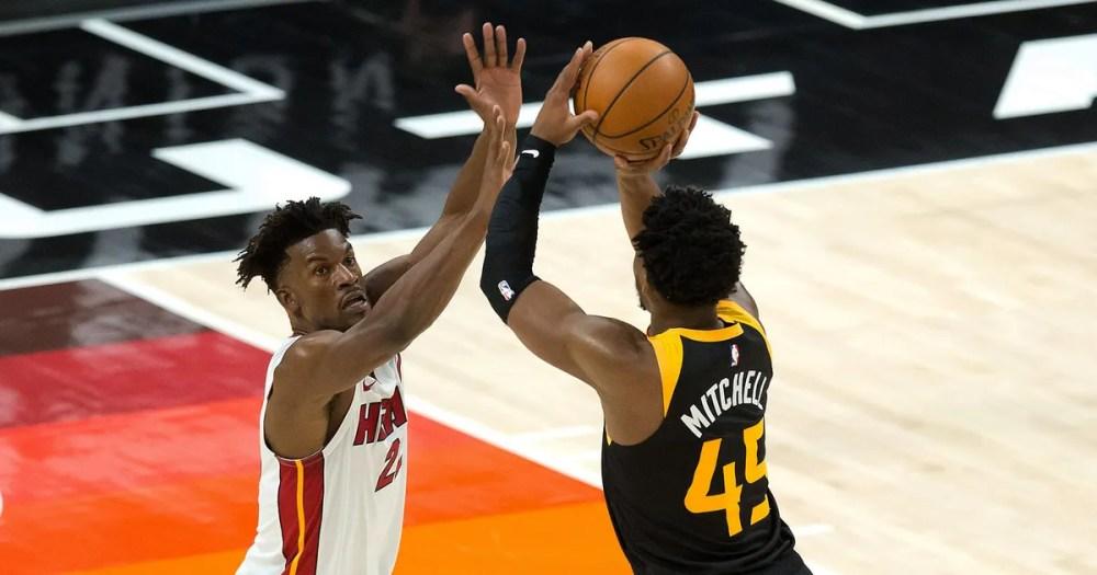 Αποτέλεσμα εικόνας για Utah Jazz - Miami Heat 112-94