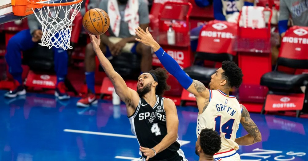 Sixers beat Spurs 134-99 in 1st game without injured Embiid | FOX Sports