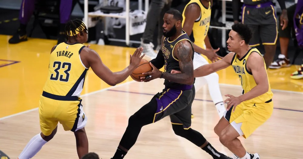 Pacers let late 12-point lead slip in 105-100 loss to Lakers | News Dome