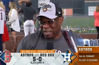 'They made me feel like I was one of them' - Dusty Baker on Houston Astros bond & World Series hopes