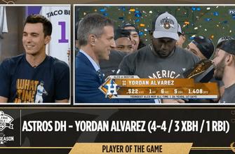 'This guy is on another planet' – Ben Verlander recaps Yordan Alvarezes' historic ALCS | Flippin' Bats
