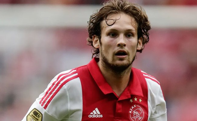Ajax No Manchester United Contact Bid For Daley Blind