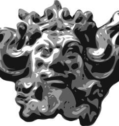 gargoyle cartoon drawing download [ 1481 x 750 Pixel ]