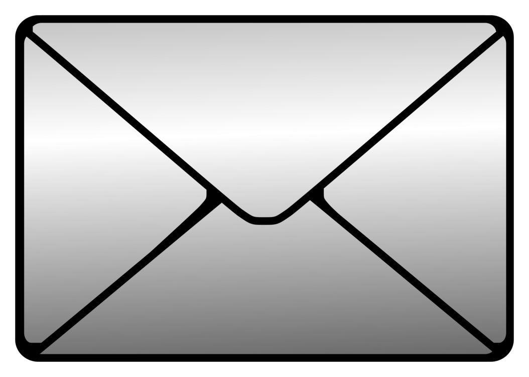 hight resolution of computer icons letter download mail