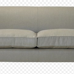 Linen Sofa Slipcover Best Type Of Sleeper Sofas Couch Bed Furniture Free Png Image