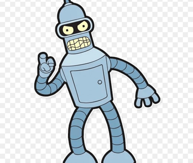 Bender Zoidberg Amy Wong Leela Futurama