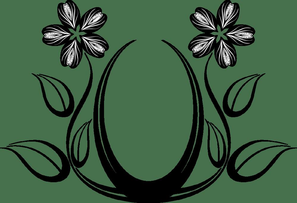 medium resolution of floral design flower art drawing download