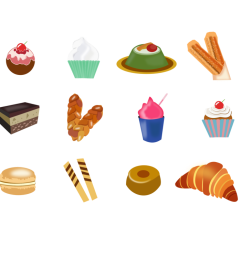 churro computer icons dessert food confectionery [ 1061 x 750 Pixel ]