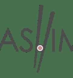 brand logo sashimi number line [ 1061 x 750 Pixel ]