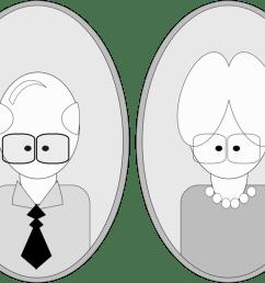 grandparent cartoon drawing animated series [ 1190 x 750 Pixel ]